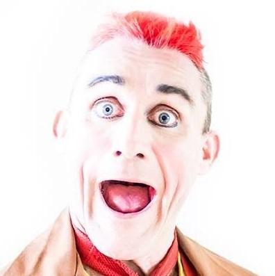 Tweedy Clown